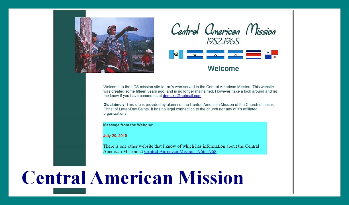 Central American Mission
